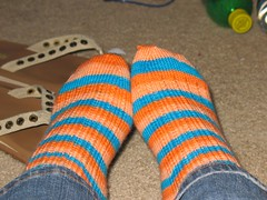 FO:  Charade Socks