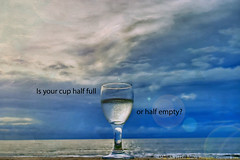 It's how we see life (Humayunn Niaz Ahmed Peerzaada) Tags: life blue sea sky india water glass its look clouds model photographer wine inspired drop we actor maharashtra how mumbai kutch humayun halffullorhalfempty madai halfemptyorhalffull peerzada deolali humayunn peerzaada kudachi kudchi humayoon humayunnnapeerzaada wwwhumayooncom humayunnapeerzaada itshowweseelife