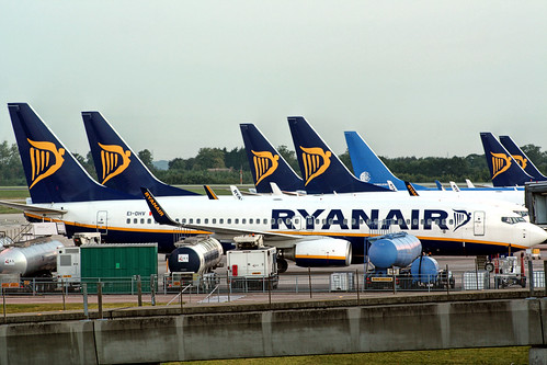 ryanair invasion by Paolo Margari, on Flickr