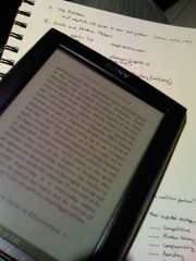 e-Paper and e-Ink