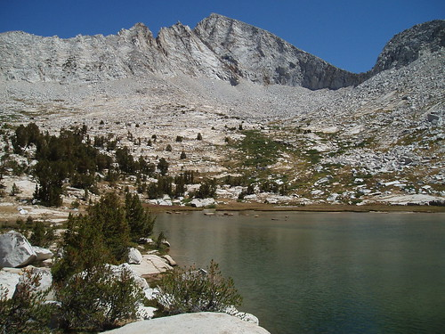 Upper Recess Peak Lake