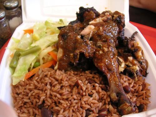 city jerk, lefferts garden brooklyn, jerked chicken, jamaican food brooklyn