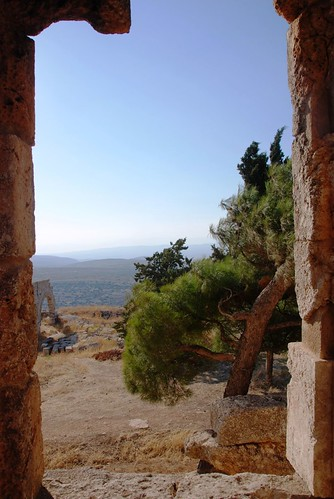 View from St Simeon