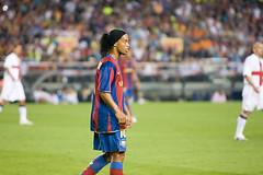 Trofeu Joan Gamper 2007, Ronaldinho