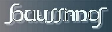 Ambigrama de Gaussianos (II)