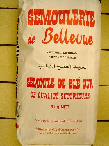 Semoulerie de Bellvue
