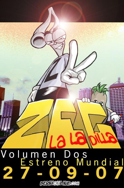 Zeg y La Ladilla Vol. 2 - Teaser