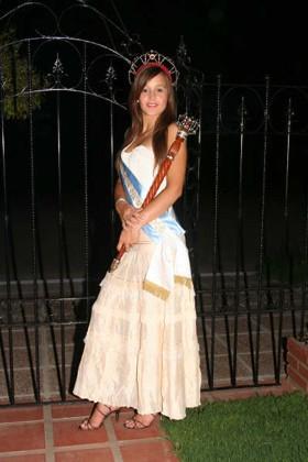 51º Reina Nacional del Mani - Jimena Soledad Orionte