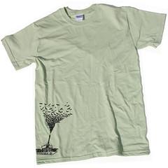 Bat Tank - Sage Shirt
