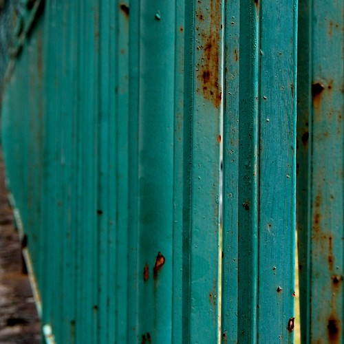 179/365 Boring fence