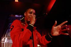 J. Cole NYC Secret Show (J. Cole) Tags: music entertainment headphones hiphop jayz aviator rocawear skullcandy r4l jcole rocnation roc4life