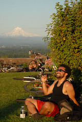 Rocky Butte Sunset Ride-9