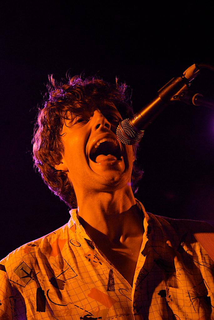 Ezra Furman & The Harpoons @ Metro - 6/19/10