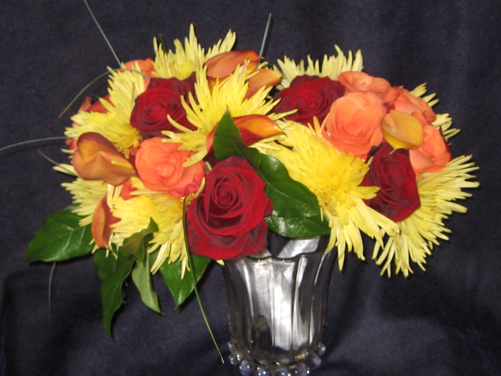 Fall Colors Bouquet
