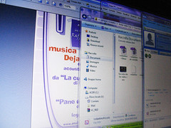 il desktop di Ca.Fe.News
