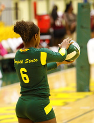 Norfolk State University Women's VolleyBall (griffngriffin) Tags: sports virginia homecoming volleyball ncaa spartans womensvolleyball meac norfolkstate northcarolinacentral mideasternathleticconference hbcus norfolkstateuniversitywomensvolleyball josephecholshall norfolkstatevolleyballteam blackcollegesanduniversities