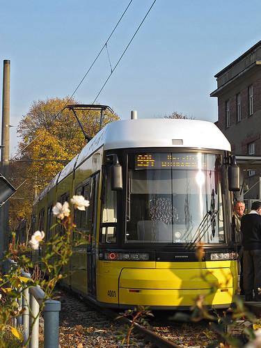 Eine Besonderheit dieser Straßenbahn ist, dass sie - nach der EBO konzessioniert - eigentlich als Eisenbahnlinie verkehrt.