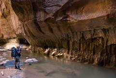 The Narrows (Ziemek T) Tags: utah hiking backpacking zion zionnationalpark slotcanyon thenarrows