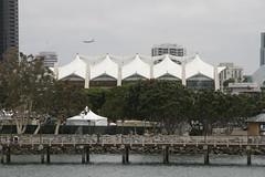 San Diego Convention Center (simonladesma) Tags: sandiego sandiegobay harborcruises