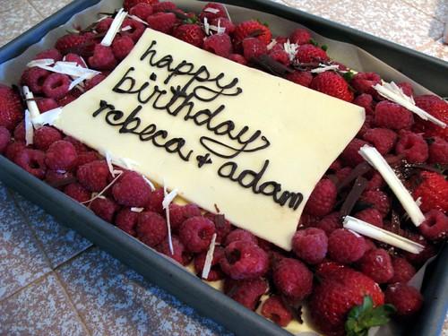 Boca Negra Birthday Cake