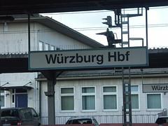 Würzburg Hbf
