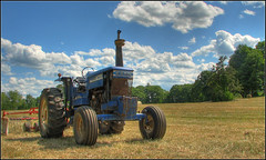 Haying Time (Dave Delay) Tags: farm newhampshire nh hdr 3xp nhagriculture