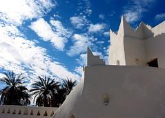 Old Town of Ghadamès, Libya. (© Libyan Soup) Tags: africa sahara architecture desert worldheritagesite arab libya tuareg libyan berbers ghadames unseco jewelofthesahara jamahiriya pearlofthedesert ghadamis ġadāmis ġdāməs oasistown ghadamès alhamadahalhamra ghademes gadamis libyansoup