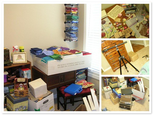 Craft Room Collage 2