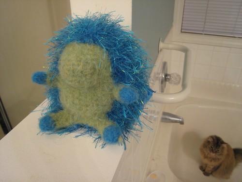 Huggable Hedgehog - Show me yours! - Knit-Alongs ...