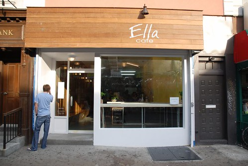 Ella Cafe Open 1