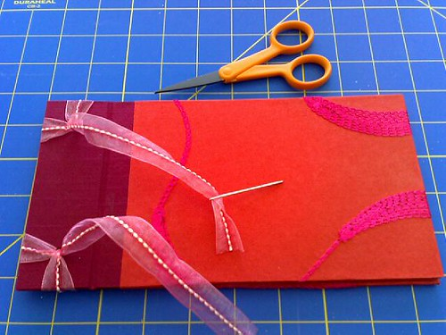 Book Making Class, Week IV