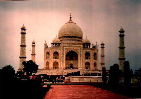 Taj Mahal(Agra)