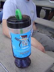 Ergonomic Refillable Cup