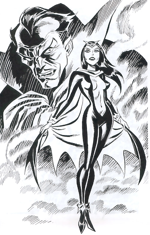 Lilith (Bruce Timm, 2007)