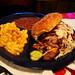 Specialty Sandwich @ Dinosaur BBQ - 646 W. 131st
