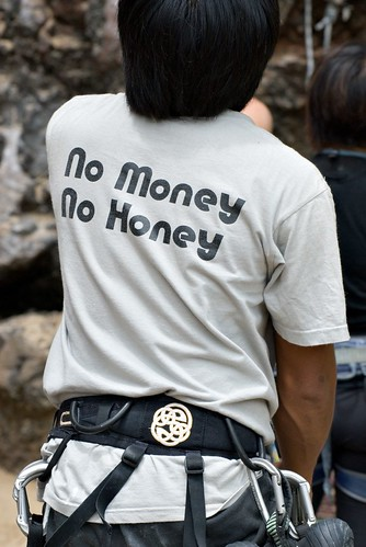 No Money - No Honey!