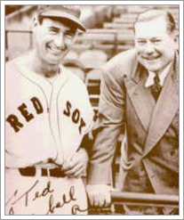 Ted Williams may be the greatest baseball player ever