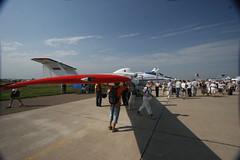 Geophysica (yuriybrisk) Tags: airshow 2007 maks geophysica m55 myasischev mysticb img9848 ra55204