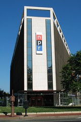 NPR Headquarters. Photo: Flickr/Mr. T in DC