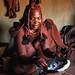 Himba, cleaning kit - Namibia