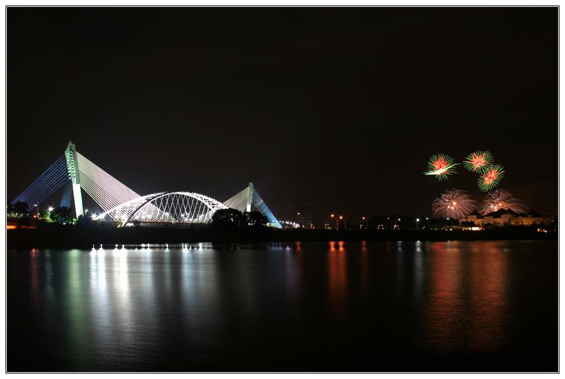 1st Malaysia International Fireworks Competition