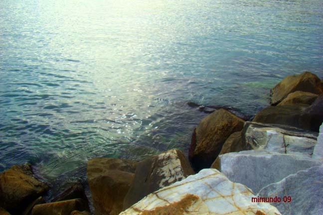 Agua, luz y soledad...