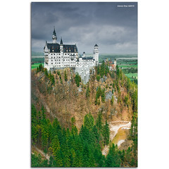 Sleeping Beauty Castle (alonsodr) Tags: paisajes castle germany bavaria landscapes sony filter alemania alpha neuschwanstein alonso castillo sleepingbeauty carlzeiss cokin a900 alonsodr gnd8 alonsodaz alpha900 x121s cz2470mm