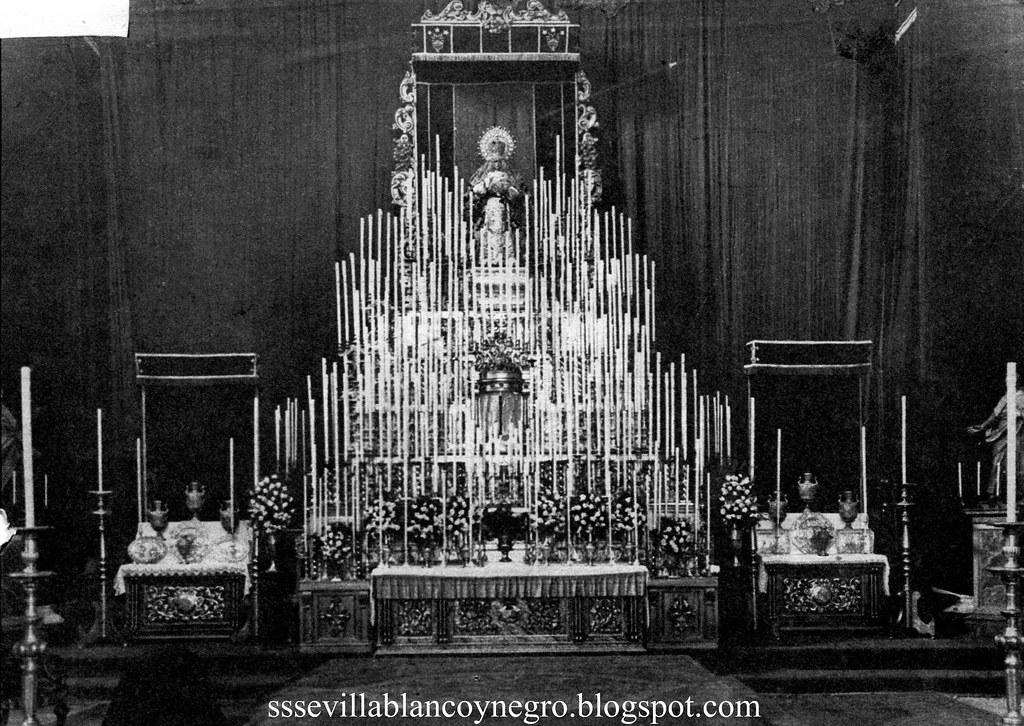 Nuestra Señora de la Esperanza Macarena 194...