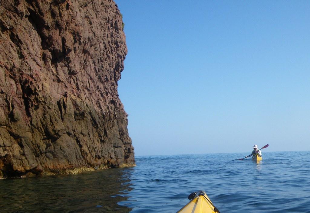 Cabo de Gata en kayak 484