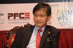 MSSA Intl Convention - Dato' Sri Ir Dr Judin Abd Karim, D-G Public Works 1