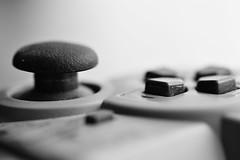 DSC_2175_FINAL_BW (Thisco) Tags: blackandwhite white black game nikon noir noiretblanc zwartwit games videogames videogame console zwart wit blanc consoles d700 nikond700