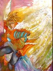 Miguel Cibernético 120x86 cms.2005