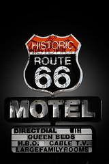 Route 66 - Historic Motel