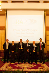 iRAP Asia Pacific Workshop, Cambodia, 2010